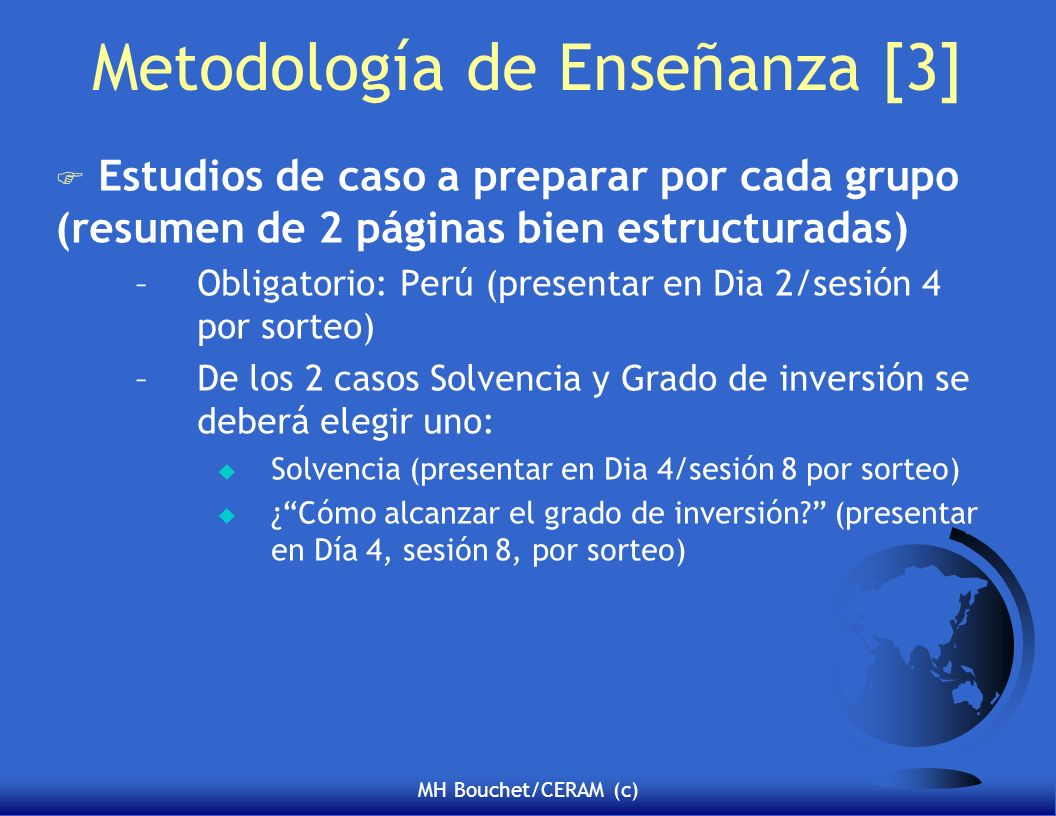 Metodología de Enseñanza [3]